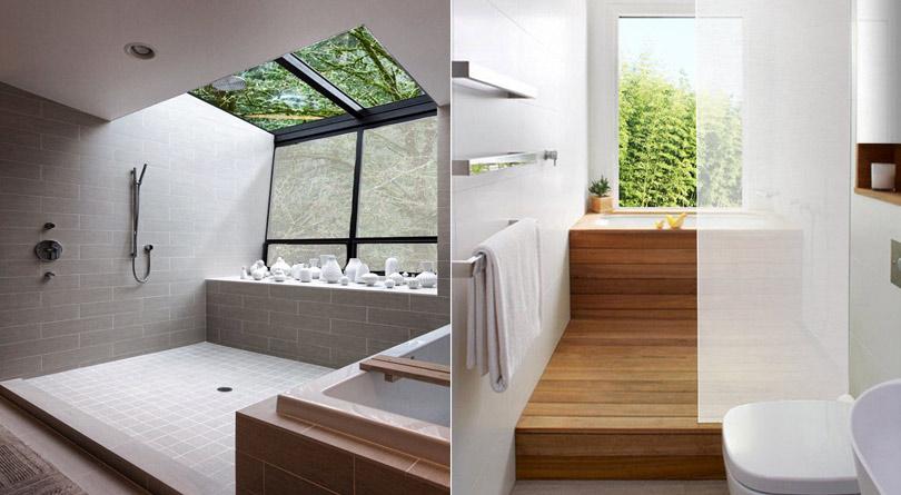 fenster abdeckungen eine m glichkeit f r ein komfortables badezimmer. Black Bedroom Furniture Sets. Home Design Ideas