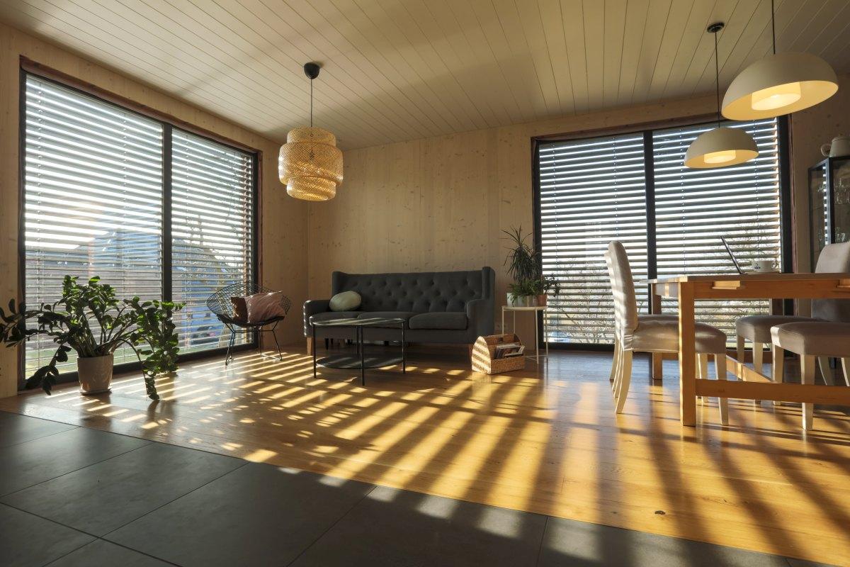 Utvendige persienner - fasadepersienner